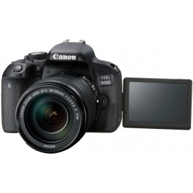 Fotocamera Digitale Reflex Canon EOS 800D Kit + 18-135mm IS STM
