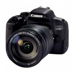 Fotocamera Digitale Reflex Canon EOS 800D Kit + 18-200mm IS USM