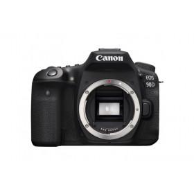 Fotocamera Digitale Reflex Canon EOS 90D Body Black+Tahoe blu