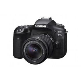 Fotocamera Digitale Reflex Canon EOS 90D + EF-S 18-55mm f/3.5-5.6 IS STM