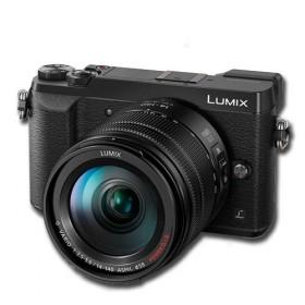 Fotocamera Mirrorless Panasonic Lumix DMC-GX80 Kit 14-140mm Black