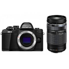 Fotocamera Mirrorless Olympus OM-D E-M10 Mark II Kit 14-150mm II Black