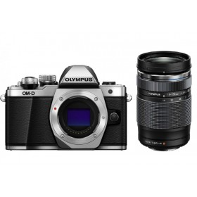 Fotocamera Mirrorless Olympus OM-D E-M10 Mark II Kit 14-150mm II Silver