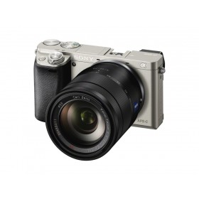 Fotocamera Mirrorless Sony A6000 ILCE-6000Z Kit Zeiss 16-70mm Silver