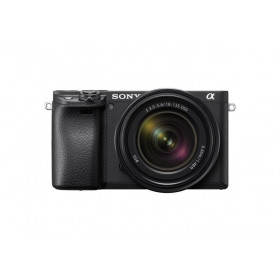 Fotocamera Mirrorless Sony A6400 Body Black + 18-135mm F3.5-5.6 OSS