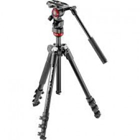Manfrotto Kit Befree Live con testa fluida