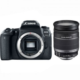 Fotocamera Digitale Reflex Canon EOS 77D Kit + 18-200mm IS USM