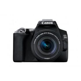 Fotocamera Digitale Reflex Canon EOS 250D + 18-55mm F4.0-5.6 DCIII