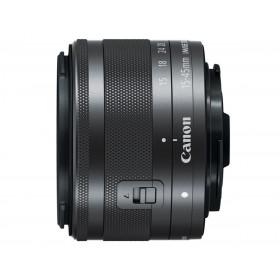 Obiettivo Canon EF-M 15-45mm F3.5-6.3 IS STM Black