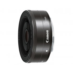 Obiettivo Canon EF-M 22mm f/2.0 STM Black