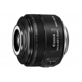 Obiettivo Canon EF-S 35mm f/2.8 Macro IS STM
