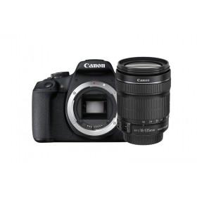 Canon EOS 2000D + 18-135mm F3.5-5.6 IS STM+tahoe 150 blu