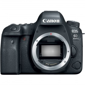 Fotocamera Digitale Reflex Canon EOS 6D Mark II MK II Body (Solo Corpo Macchina) Black