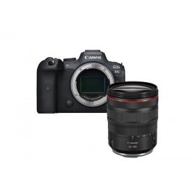Canon EOS R6 body + RF 24-105MM F/4L IS USM