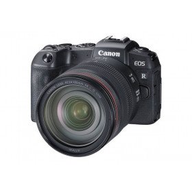 Canon EOS RP + RF 24-105mm f/4 L IS USM + Adattatore EF-RF