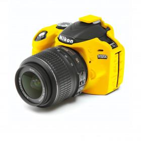 Camera Armor easyCover Silicone Yellow Nikon D3200