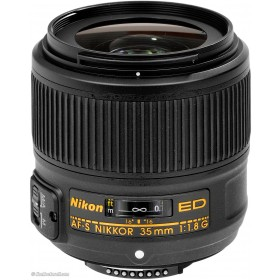 Obiettivo Nikon Nikkor AF-S 35mm f/1.8G ED