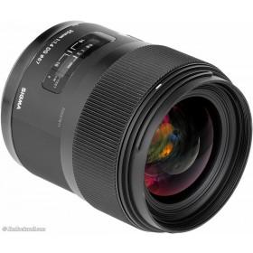 Obiettivo Sigma 35mm f/1.4 (A) DG HSM Art (Canon)