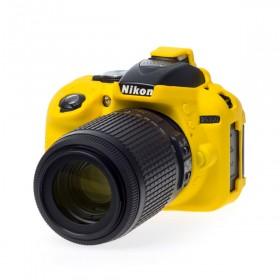 Camera Armor easyCover Silicone Yellow Nikon D5300
