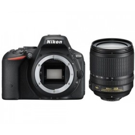 Fotocamera Digitale Reflex Nikon D5500 Kit + 18-105mm Nikon VR