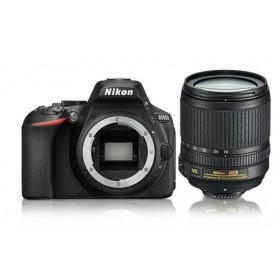 Fotocamera digitale Reflex Nikon D5600 AF-S 18-105 VR Black