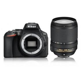 Fotocamera digitale Reflex Nikon D5600 AF-S 18-140 VR Black+tahoe 150 blu