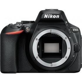 Fotocamera Digitale Reflex Nikon D5600 Body (Solo Corpo Macchina) Black