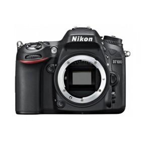 Fotocamera Digitale Reflex Nikon D7100 Body (Solo Corpo Macchina) Black
