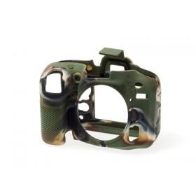 Camera Armor easyCover Silicone mimetico Nikon D7100 D7200