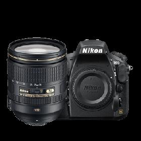 Fotocamera Digitale Reflex Nikon D810 Kit + 24-120mm Nikon VR