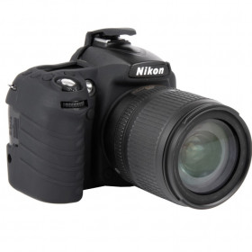 Camera Armor easyCover Silicone Black Nikon D90