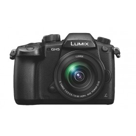 Fotocamera Mirrorless Panasonic LUMIX DC-GH5 + 12-60mm f/3.5-5.6