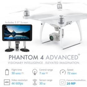 Drone DJI Phantom 4 Advanced+