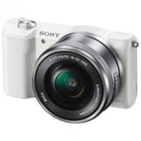 Sony Alpha 5100 a5100 ILCE-5100L Kit SEL-P 16-50mm White