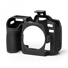 Protezione easyCover Silicone Canon RP Nero