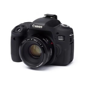 Camera Armor easyCover Silicone Black Canon 760D