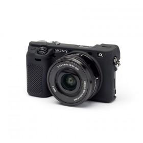 Camera Armor easyCover Silicone Black Sony Alpha 6300