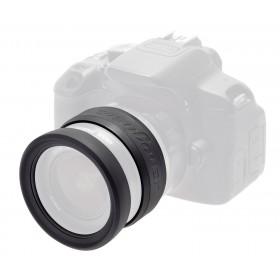 Paraurti per obiettivo easyCover Lens Rim 58mm black