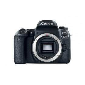 Fotocamera Digitale Reflex Canon EOS 77D Body (Solo Corpo Macchina) Black