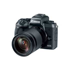 Fotocamera Mirrorless Canon EOS M5 Kit EF-M 18-150mm Black