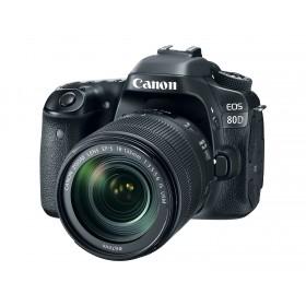 Fotocamera Digitale Reflex Canon EOS 80D Kit EF-S 18-135mm f/3.5-5.6 IS USM Nano