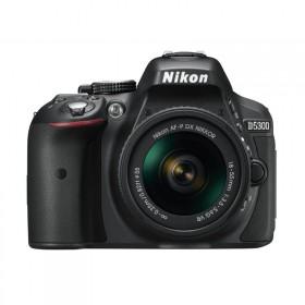 Fotocamera Digitale Reflex Nikon D5300 Kit + AF-P 18-55mm Nikon VR