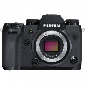 Fotocamera Mirrorless Fujifilm Finepix X-H1 Body Black VPB Kit Garanzia Fujifilm Italia