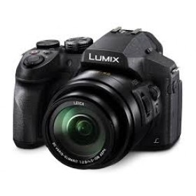 Fotocamera Bridge Panasonic LUMIX DMC-FZ1000 Black