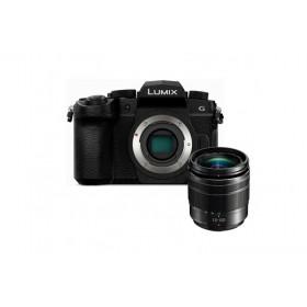 Fotocamera Mirrorless Panasonic LUMIX G90 Black + 12-60mm ASPH