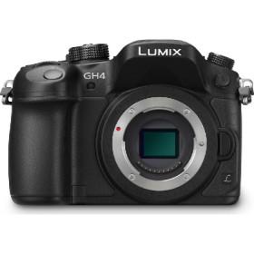 Fotocamera Mirrorless Panasonic LUMIX DMC-GH4R Body Black Garanzia FOWA 4 anni