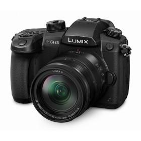 Fotocamera Mirrorless Panasonic LUMIX DC-GH5 + 12-35mm II
