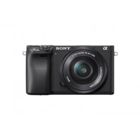 Fotocamera Mirrorless Sony A6400 Body Black + 16-50mm F3.5-5.6 OSS