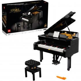 Giocattoli da costruzione pianoforte a coda da concerto