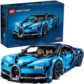 Giocattoli da costruzione lego Technic Bugatti Chiron 42083